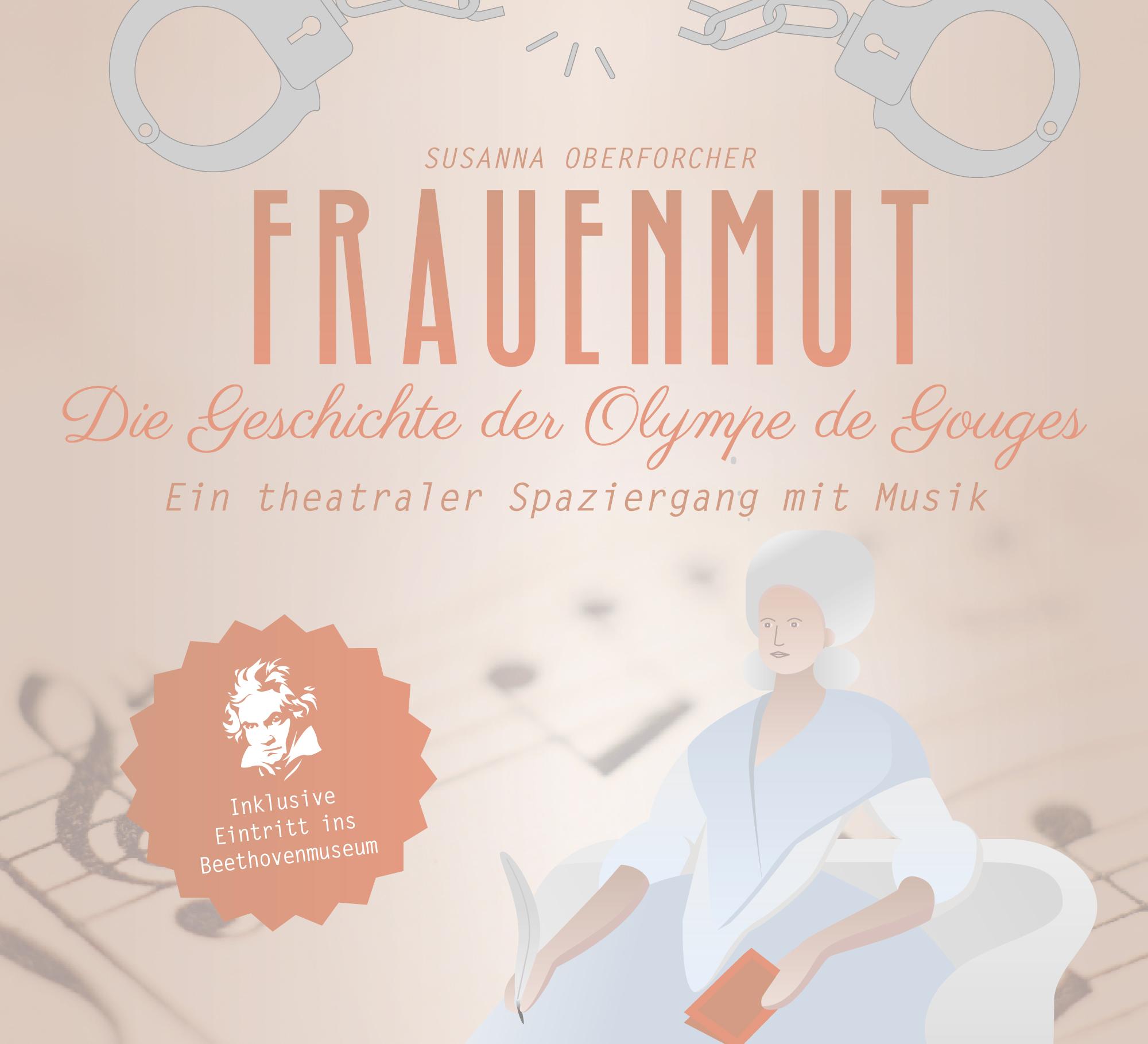 Frauenmut – die Geschichte der Olympe de Gouges